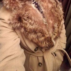 New England Classic wool coat